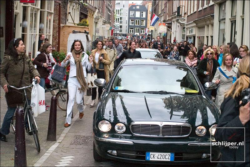 Nederland, Amsterdam, 5 mei 2004