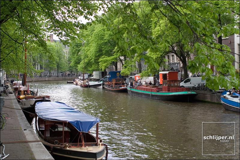 Nederland, Amsterdam, 6 mei 2004