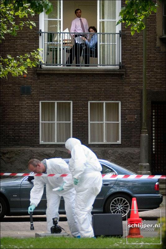 Nederland, Amsterdam, 17 mei 2004