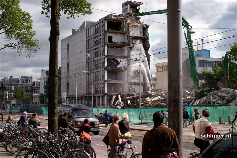 Nederland, Amsterdam, 26 mei 2004