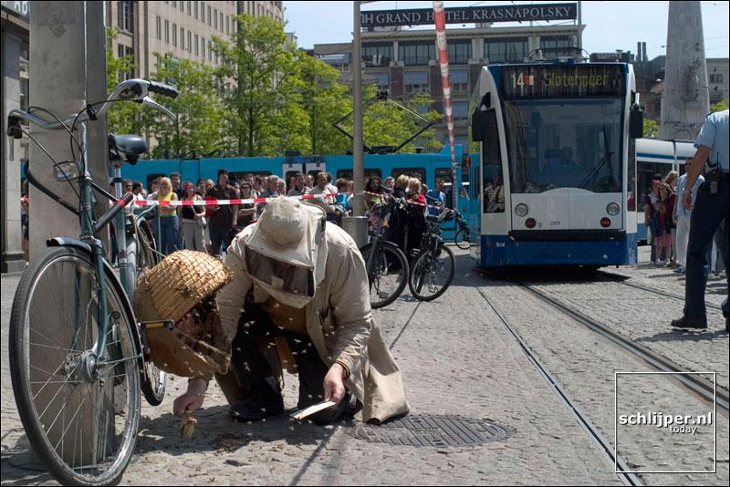 Nederland, Amsterdam, 29 mei 2004