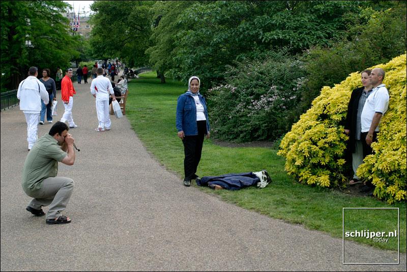 Groot Brittanie, Londen, 31 mei 2004