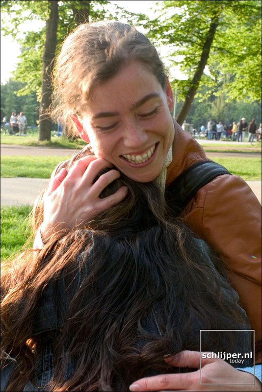 Nederland, Amsterdam, 6 juni 2004
