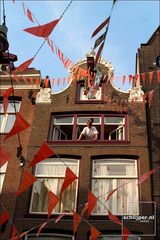 Nederland, Amsterdam, 8 juni 2004