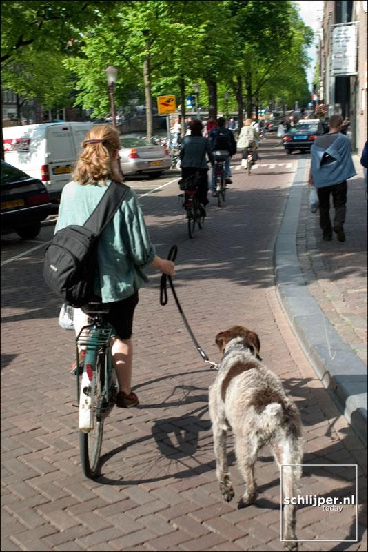 Nederland, Amsterdam, 11 juni 2004