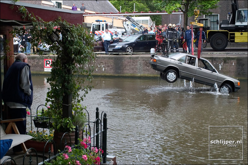 Nederland, Amsterdam, 12 juni 2004
