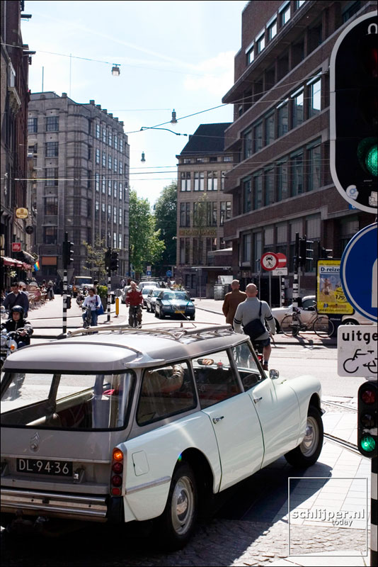Nederland, Amsterdam, 21 juni 2004