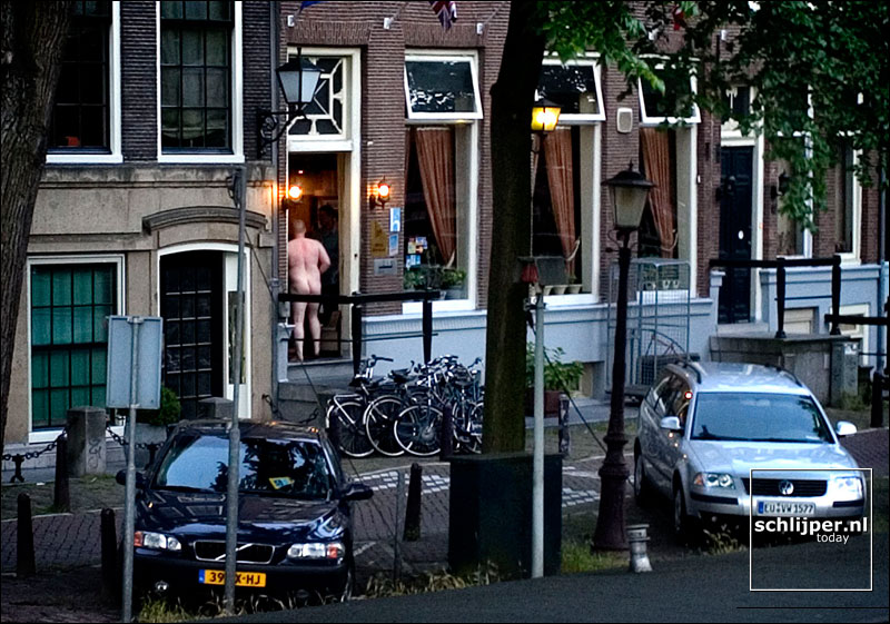 Nederland, Amsterdam, 27 juni 2004