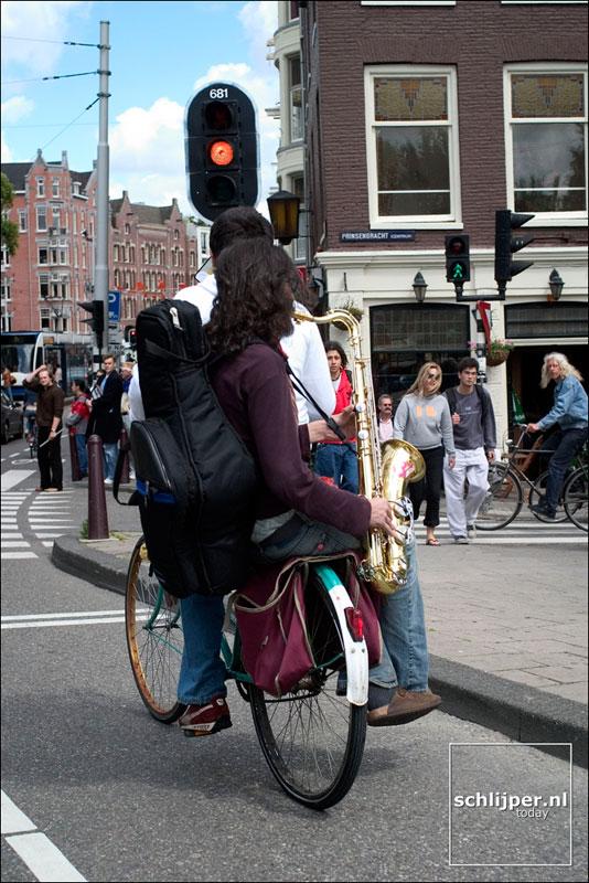 Nederland, Amsterdam, 3 juli 2004