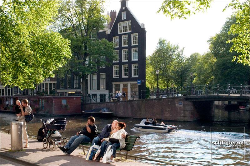 Nederland, Amsterdam, 5 juli 2004