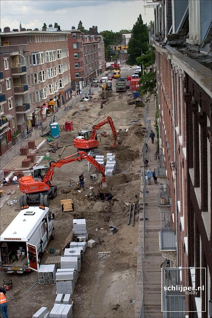 Nederland, Amsterdam, 9 juli 2004
