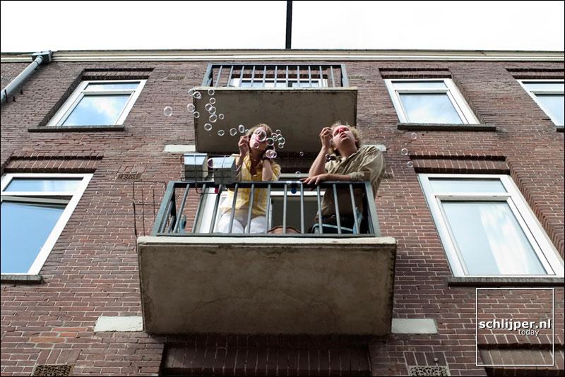 Nederland, Amsterdam, 12 juli 2004