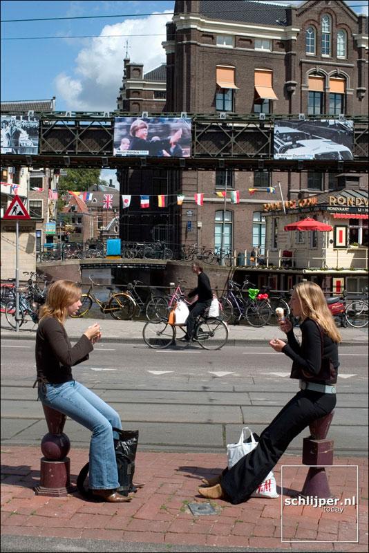 Nederland, Amsterdam, 13 juli 2004