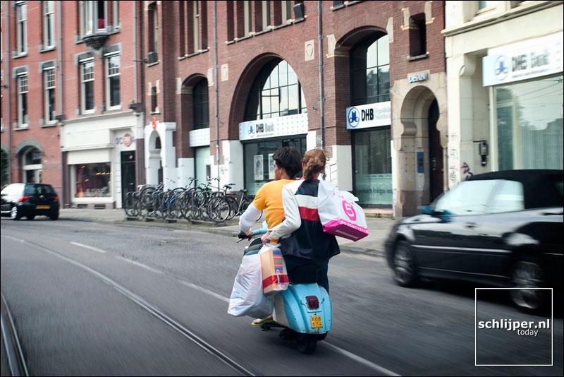 Nederland, Amsterdam, 19 juli 2004