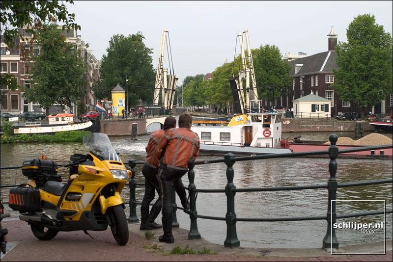 Nederland, Amsterdam, 21 juli 2004