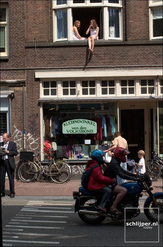 Nederland, Amsterdam, 22 juli 2004