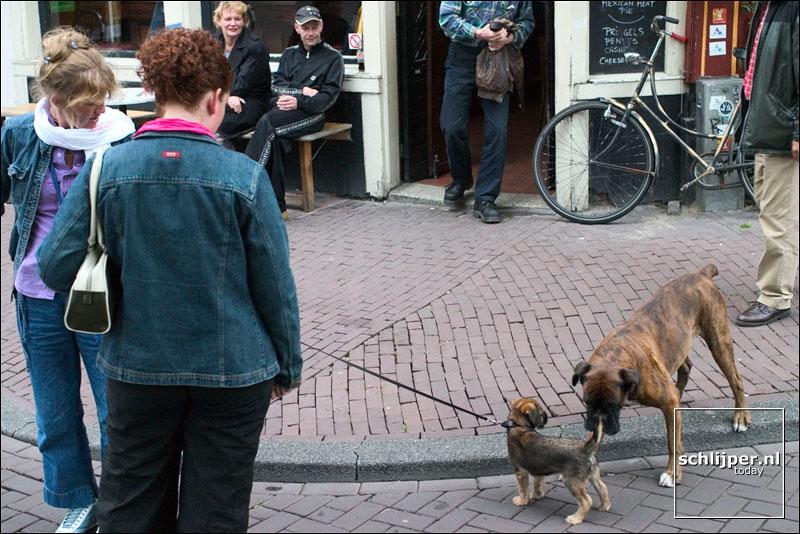 Nederland, Amsterdam, 25 juli 2004