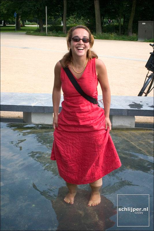 Nederland, Amsterdam, 30 juli 2004