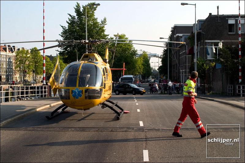 Nederland, Amsterdam, 2 augustus 2004