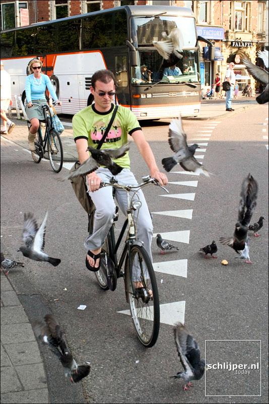 Nederland, Amsterdam, 3 augustus 2004
