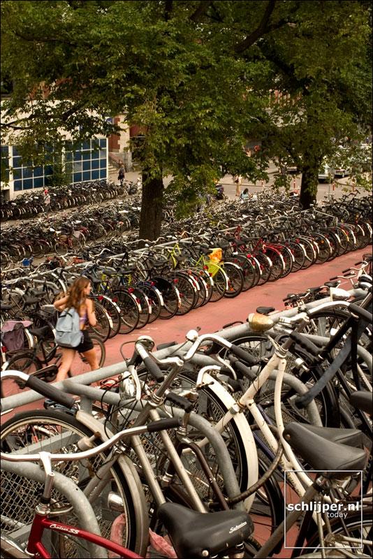 Nederland, Amsterdam, 10 augustus 2004