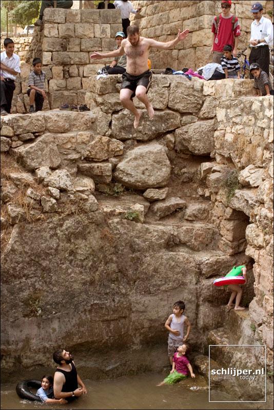 Israel, Sataf, 13 augustus 2004