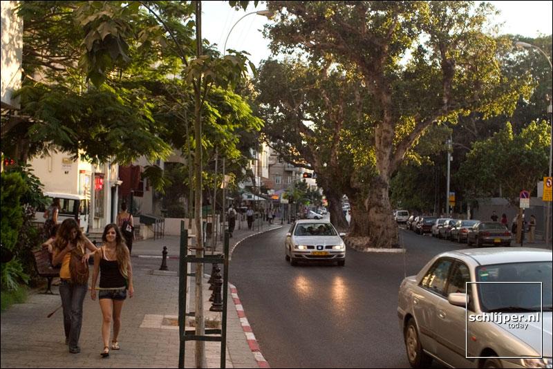 Israel, Tel Aviv, 16 augustus 2004