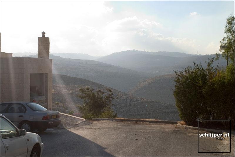 Israel, Anatot, 18 augustus 2004