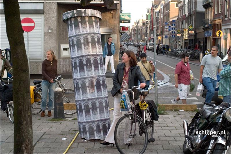 Nederland, Amsterdam, 22 augustus 2004