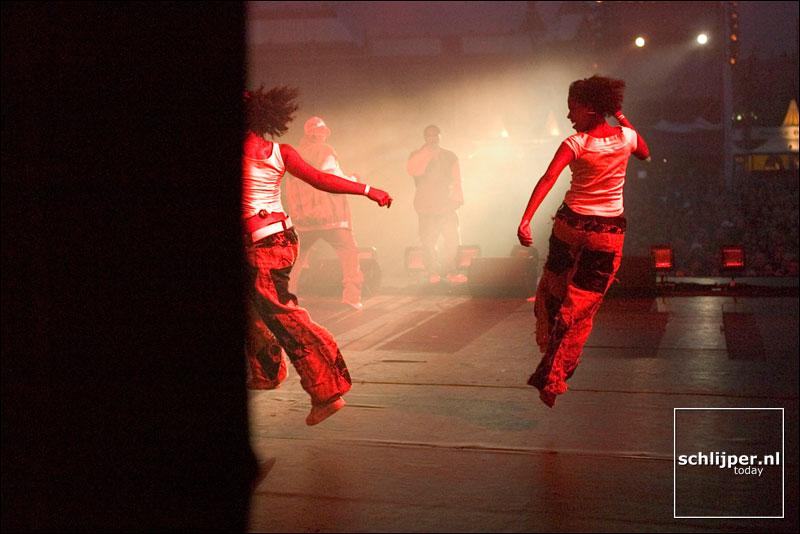 Nederland, Amsterdam, 29 augustus 2004