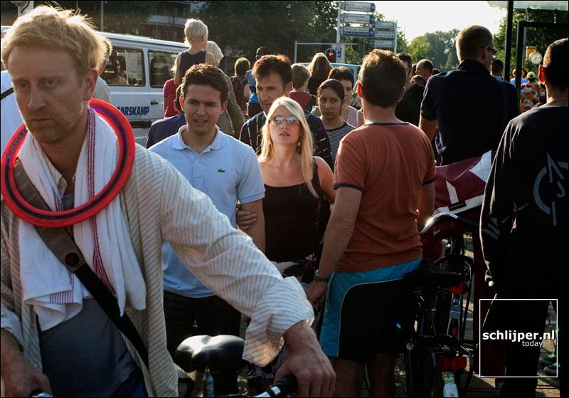 Nederland, Amsterdam, 3 september 2004