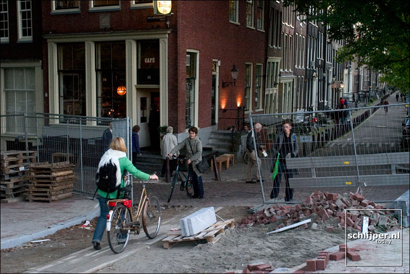 Nederland, Amsterdam, 15 september 2004