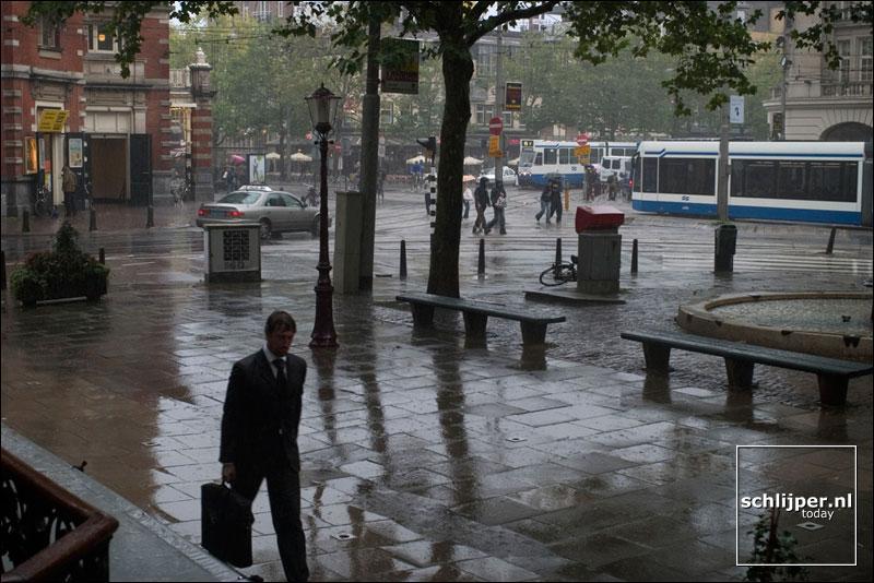 Nederland, Amsterdam, 20 september 2004