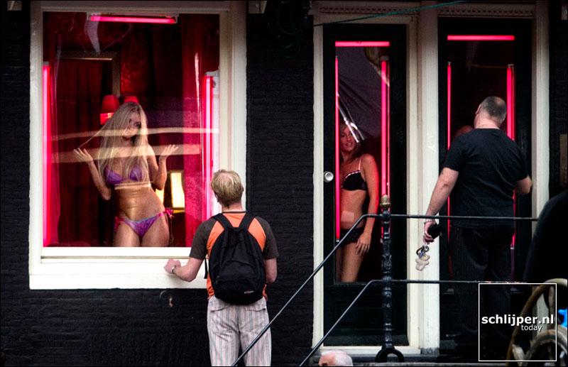 Nederland, Amsterdam, 27 september 2004
