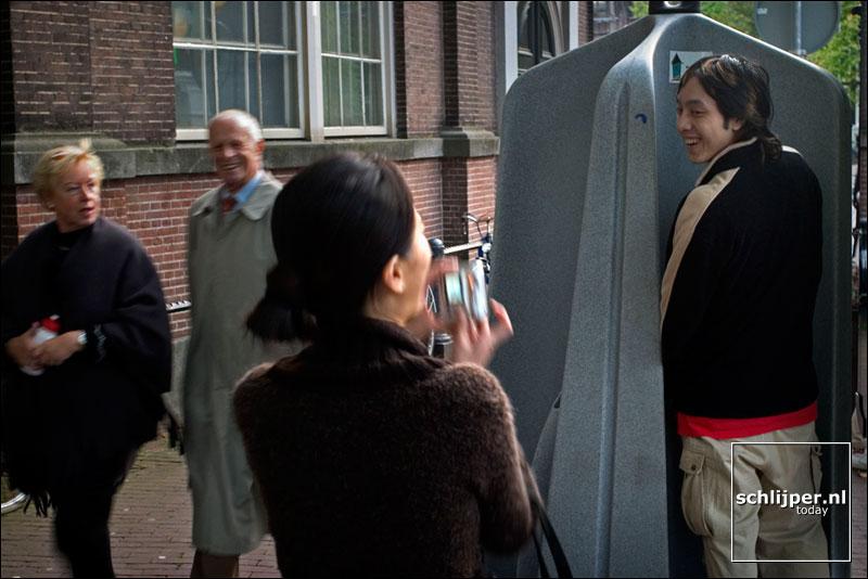 Nederland, Amsterdam, 8 oktober 2004