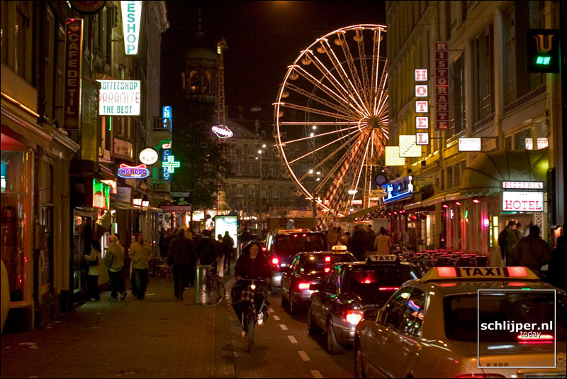 Nederland, Amsterdam, 16 oktober 2004