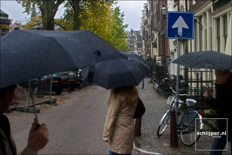 Nederland, Amsterdam, 20 oktober 2004