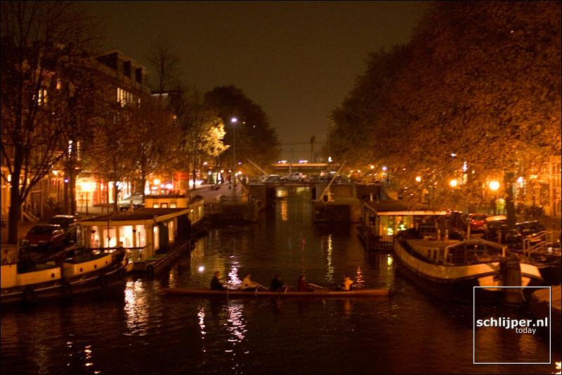 Nederland, Amsterdam, 27 oktober 2004