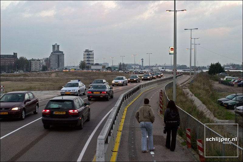 Nederland, Amsterdam, 28 oktober 2004
