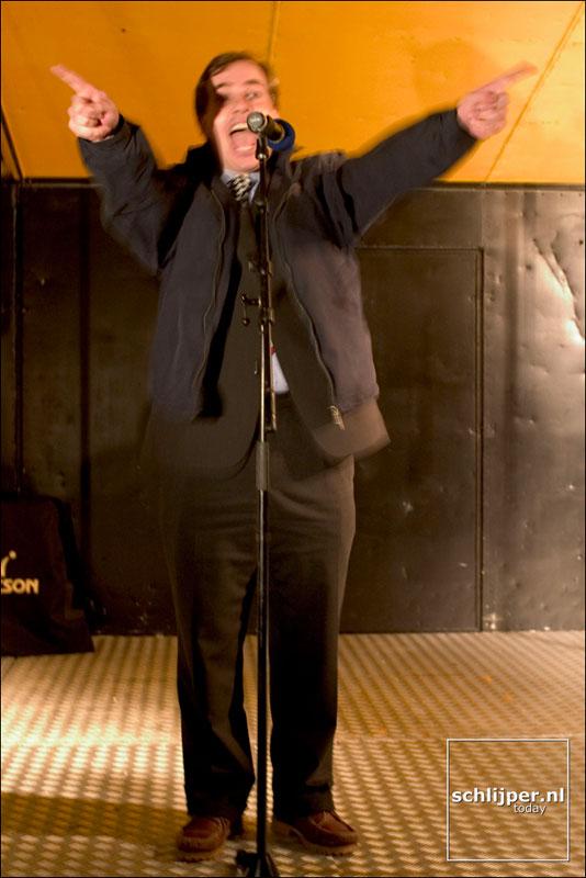 Nederland, Amsterdam, 3 november 2004
