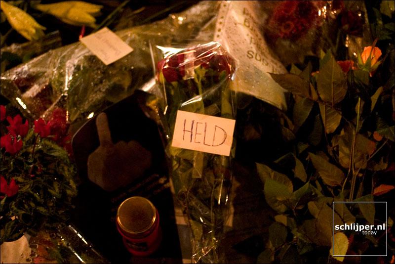 Nederland, Amsterdam, 4 november 2004