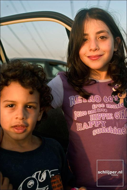 Israel, Negba, 13 november 2004