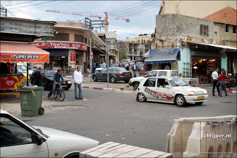 Israel, Jaffa, 19 november 2004