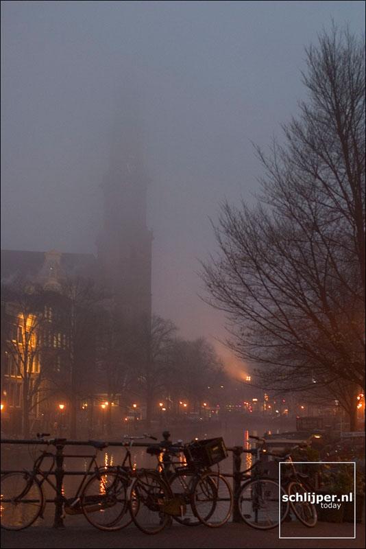 Nederland, Amsterdam, 25 november 2004