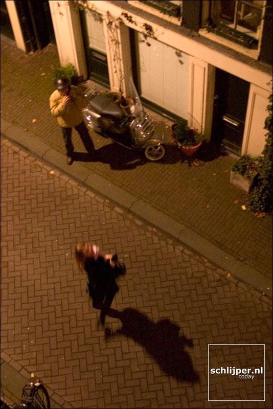 Nederland, Amsterdam, 27 november 2004