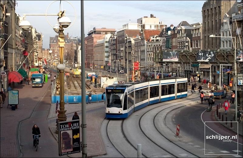 Nederland, Amsterdam, 2 december 2004