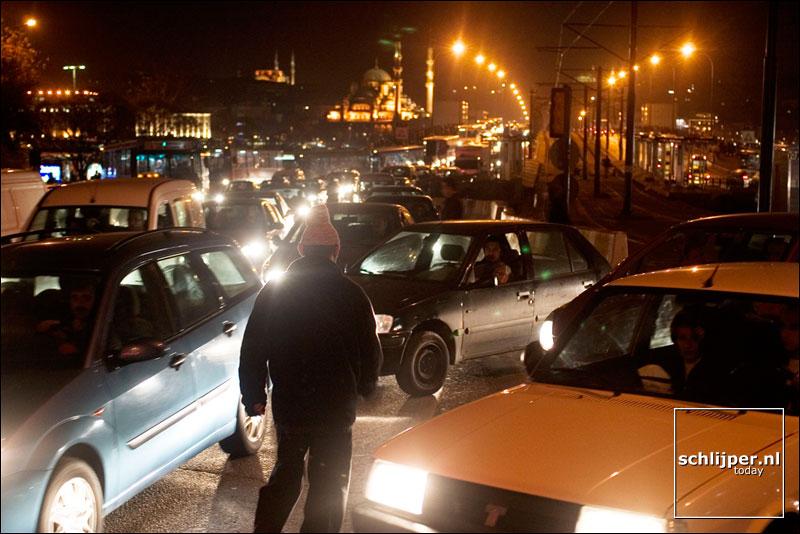 Turkije, Istanbul, 4 december 2004