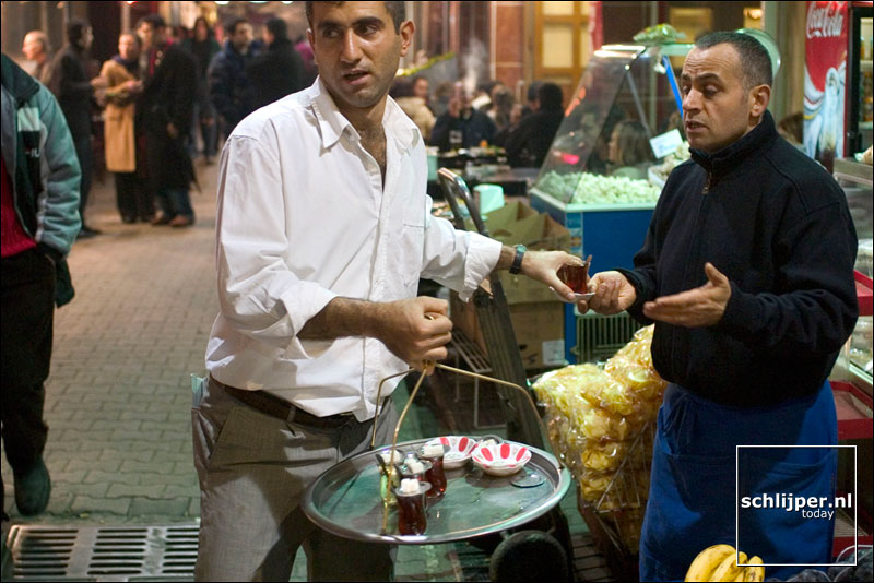 Turkije, Istanbul, 7 december 2004