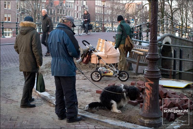 Nederland, Amsterdam, 20 december 2004