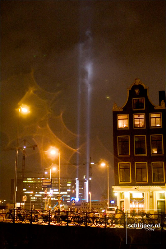 Nederland, Amsterdam, 22 december 2004